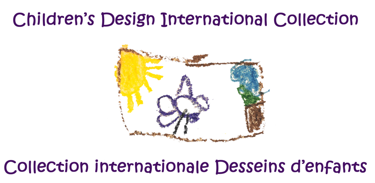 Children's Design International Collection, registered charity, Canada BN 770946317 RR0001